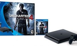 PlayStation 4 Slim 500GB Console – Uncharted 4 Bundle  Discontinued