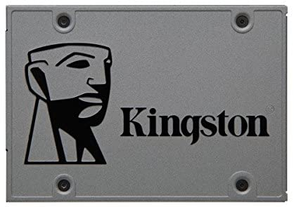 Kingston SUV500B/1920G UV500 Desktop/Notebook Upgrade Kit – Solid State Drive – Encrypted – 1.92 TB – Internal – 2.5 (in 3.5 Carrier) – SATA 6GB/S – 256-Bit AES – Self-Encrypting Drive