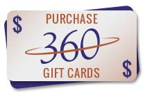360 Bistro Gift Card