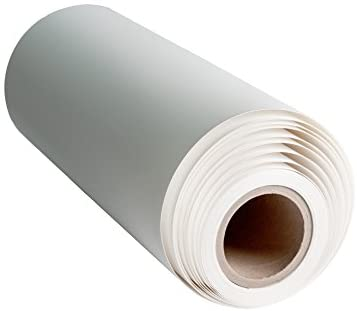 """800M Matte Poly-Cotton Inkjet Canvas 21 mil and bright white. This 17""""x10' roll is Exceptional For Digital Art and Photo Printing, Signage, Backdrops, Murals, etc. on Most Canon, HP and Epson Printers"""