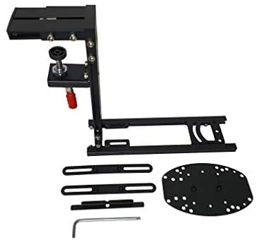 J-PEIN (Upgraded): the desk mount for the flight sim game joystick, throttle and hotas systems. Fully support almost all of flight sim game hand-control devices. (not include game-device)