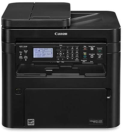 Canon ImageCLASS MF264dw (2925C020) Multifunction, Wireless Laser Printer, AirPrint, 30 Pages Per Minute and High Yield Toner Option