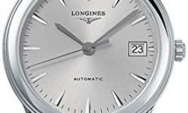 Longines Flagship Silver Dial Men's Watch L4.774.4.72.6