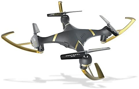 Protocol VideoDrone AP; Drone with Camera; Bonus Battery Included Doubles Flying time