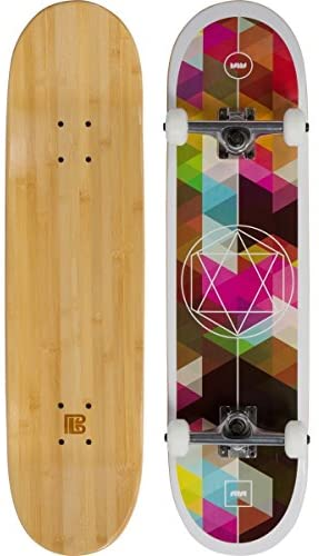 Bamboo Skateboards Graphic Complete