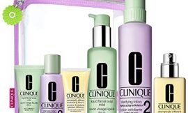 Clinique 7-Pc. Great Skin Everywhere Gift Set – I (very dry/dry), II (dry combination)