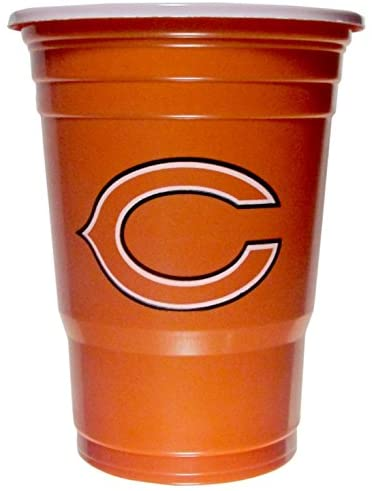 Siskiyou NFL Fan Shop Plastic Game Day Cups