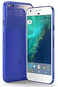 Google Pixel XL 32GB – Factory Unlocked – Really Blue – 5.5in Android Smartphone (Renewed)