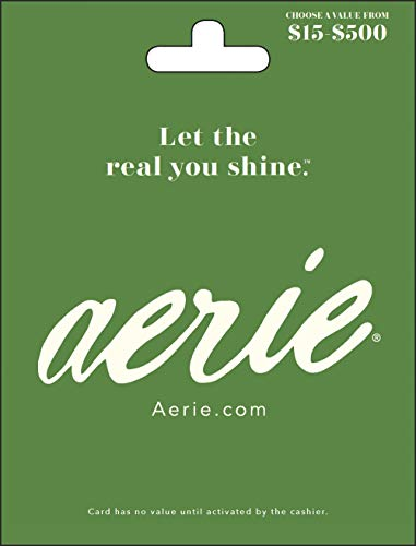Aerie Gift Card