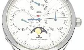 Jaeger-LeCoultre Master Mechanical(Automatic) Silver Dial Watch Q149842A (Pre-Owned)