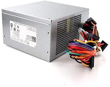 Zoravson 265W Power Supply Compatible with Dell Optiplex 390 3010 790 990 MT Mini Tower YC7TR 9D9T1 GVY79 053N4 D3D1 Part Numbers: L265EM-00 F265EM-00 AC265AM-00 H265AM-00