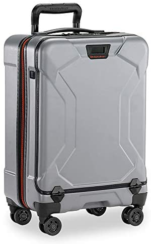 Briggs & Riley Torq Hardside Luggage, Granite, Carry-On 22-Inch