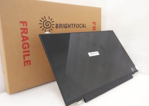 BRIGHTFOCAL New Screen for HP Stream Laptop PC 14-AX050NR 14.0 Non-Touch HD WXGA LED Screen Replacement LCD Screen Display