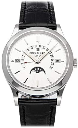 Patek Philippe Grand Complications Mechanical(Automatic) Silver Dial Watch 5496P-001 (Pre-Owned)