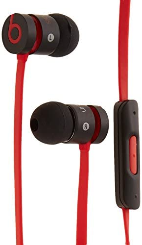 urBeats In-Ear Headphones – Black (Renewed)