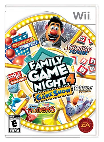 Family Game Night 4: The Game Show – Nintendo Wii (Renewed)