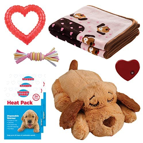 Snuggle Puppy – New Puppy Starter Kit
