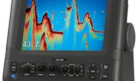 Furuno FCV295 Color LCD 1/2/3KW Transmitter 28-200Khz Operating Frequency Fish Finder, 10.4″