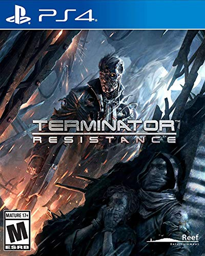 Reef Entertainment Terminator: Resistance – PlayStation 4
