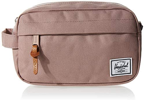 Herschel 10347-02077-OS Chapter Toiletry Kit, Ash Rose, Carry-On 3L