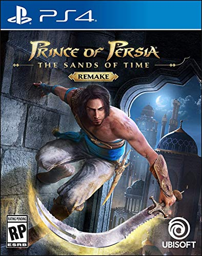 Prince of Persia: The Sands of Time Remake – PlayStation 4 Standard Edition