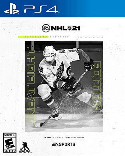 NHL 21 Ultimate Edition – PlayStation 4
