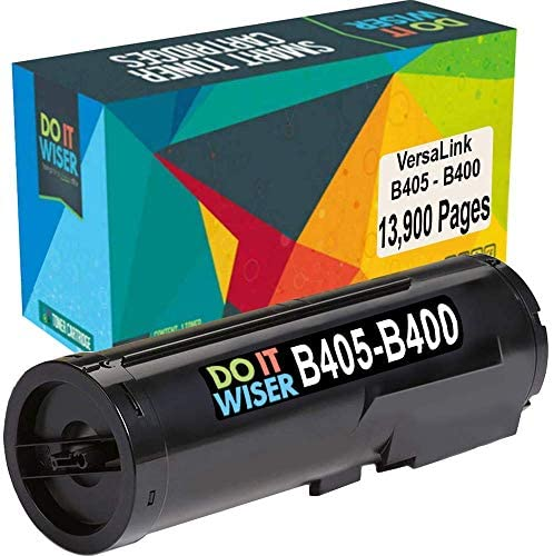 Do it Wiser Compatible Toner Cartridge Replacement for Xerox VersaLink B405 B400 B400DN B400N B405DN | 106R03582 (13,900 Pages)