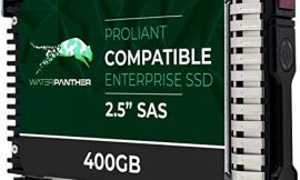400GB SAS 12Gb/s 2.5″ SSD for HP ProLiant Servers   Enterprise Solid State Drive in G8 G9 G10 Carrier