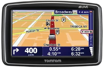 TomTom XL 340S LIVE 4.3-Inch Portable GPS Navigator(Discontinued by Manufacturer)