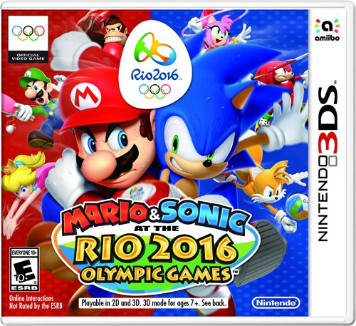 Mario & Sonic at the Rio 2016 Olympic Games – Nintendo 3DS Standard Edition