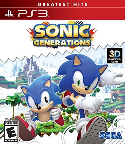 Sonic Generations (Greatest Hits) – PlayStation 3