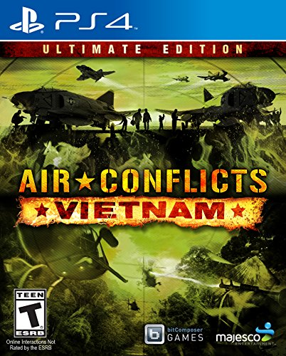 Air Conflicts: Vietnam – PlayStation 4