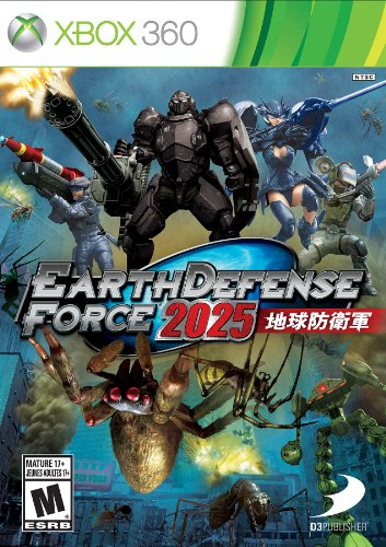Earth Defense Force 2025 – Xbox 360