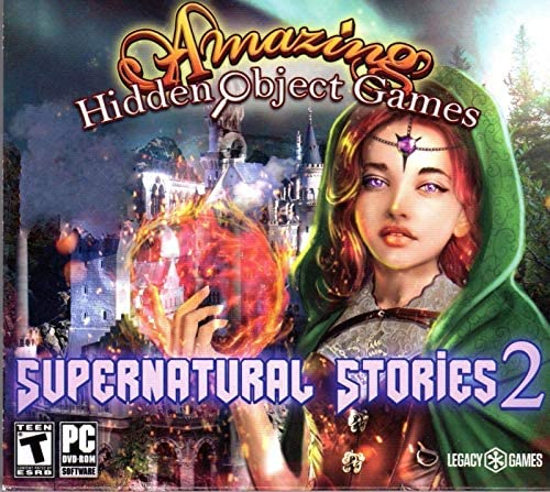 Legacy Amazihidden Object Games: Supernatural Stories 2