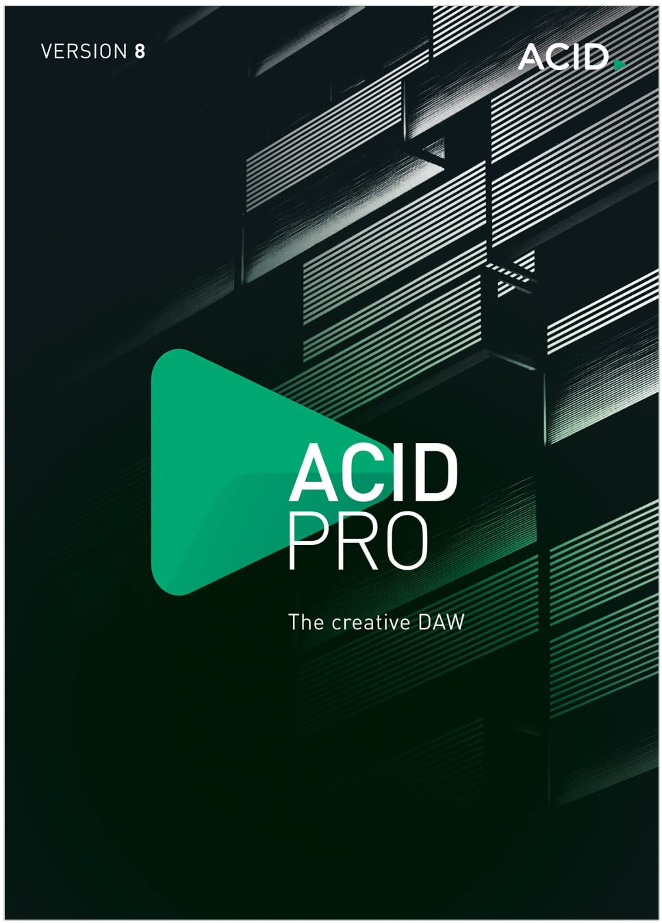 ACID Pro 8 – Professional Music Production with Acidized Loops