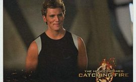 Finnick Odair (Trading Card) The Hunger Games: Catching Fire – 2013 NECA # 36 – Mint