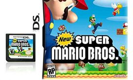 New Super Mario Bros Game Card Cartridge for Nintendo DS, NDSL, NDSi, NDSi LL/XL, 3DS, 3DSLL/XL, New 3DS, New 3DS LL/XL, 2DS, New 2DS LL/XL
