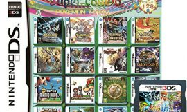 208 in 1 Game Cartridge Multicart, Game Pack Card Super Combo For Nintendo DS/NDS/NDSL/NDSi/3DS/2DS XL/LL