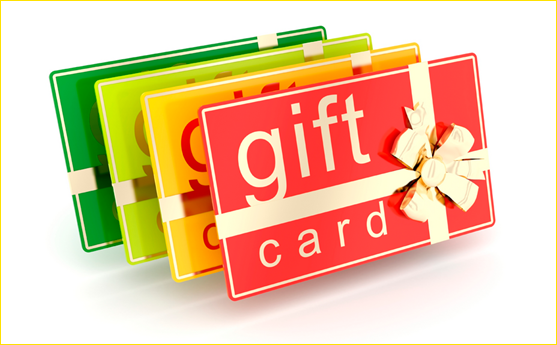 The 12 Best Selling Gift Cards on Amazon