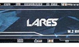 LEVEN 1TB 3D NAND NVMe Gen3x4 PCIe M.2 2280 SSD(Solid State Drive)- Extreme Performance with Graphene Sticker and DRAM Cache – Read Up to 3400MB/s, Write Up to 3000MB/s – (JPR700-1TB)