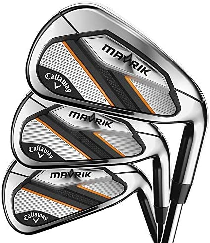 Callaway Golf 2020 Mavrik Iron Set