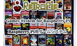128 GB Retropie SD Card for Raspberry Pi 2, 3 & 3B+, pre-Recorded 8500+ Retro Games with Video Preview and Collection
