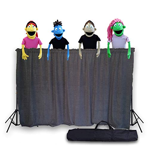 Classroom Puppet Stage – Portable Tripod Puppet Theater w/BAG | Stage, Ministry