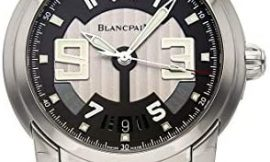 Blancpain L-Evolution Mechanical(Automatic) Grey Dial Watch 8805-1134-53B (Pre-Owned)