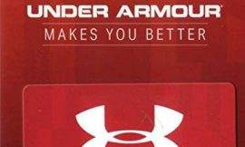 Under Armour Gift Card $100