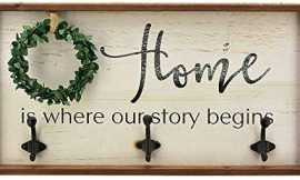 Lifetime Wooden Wreath Signs Wood Home