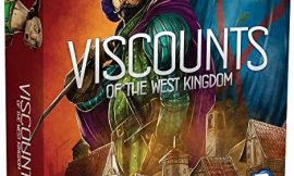 Renegade Game Studios – Viscounts of The West Kingdom (RGS2127), 1-4 Players, Ages 12 and Up, 60-90 min, Strategy Board Game Night for Teens, Adults – Be The Player with The Most Victory Points