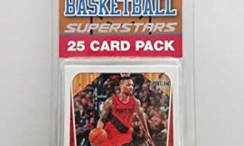 Portland Trailblazers- (25) Card Pack NBA Basketball Different Trailblazers Superstars Starter Kit! Comes in Souvenir Case! Great Mix of Modern & Vintage Players for the Ultimate Blazers Fan! By 3bros