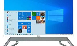 Dell Inspiron AIO 5490 All-in-One 23.8″ FHD Touch Computer + TEKi USB Hub – 10th Gen Intel Core i7-10510U up to 4.90 GHz CPU, 32GB RAM, 1TB Solid State Drive, Intel UHD Graphics 620, Windows 10 Home