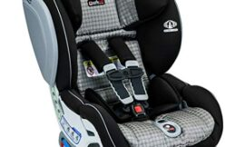 Britax Advocate ClickTight Convertible Car Seat | 3 Layer Impact Protection – Rear & Forward Facing – 5 to 65 Pounds, Venti